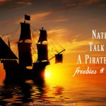 National Talk Like A Pirate Day Freebies & Deals
