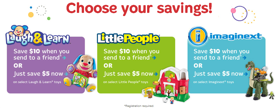 Fisher price coupon code