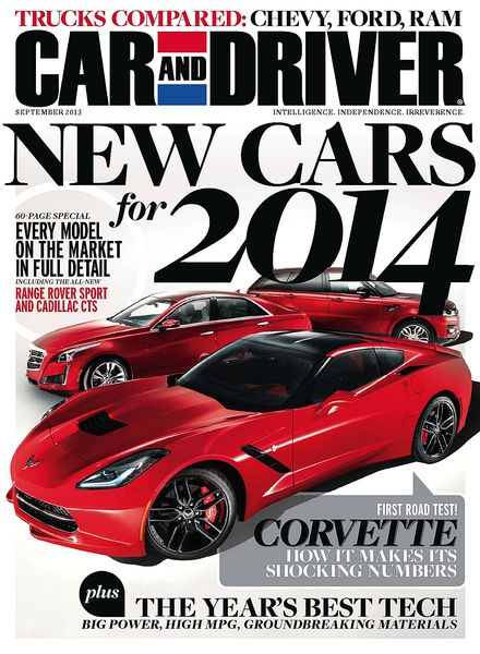 free car and driver magazine subscription. Black Bedroom Furniture Sets. Home Design Ideas