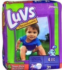Luvs Diapers Jumbo Pack