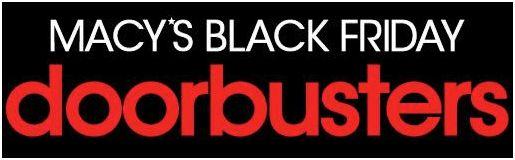 MACYS BLACK FRIDAY FLYER