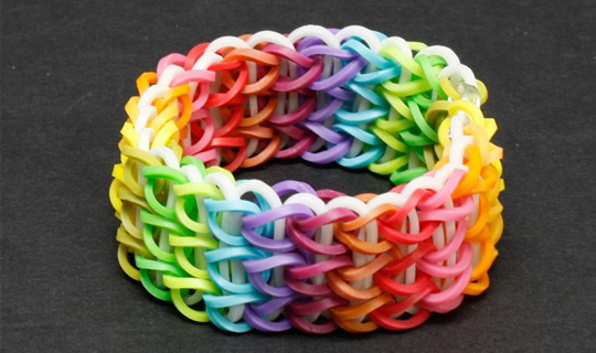 Rubber Band Bracelet Loom