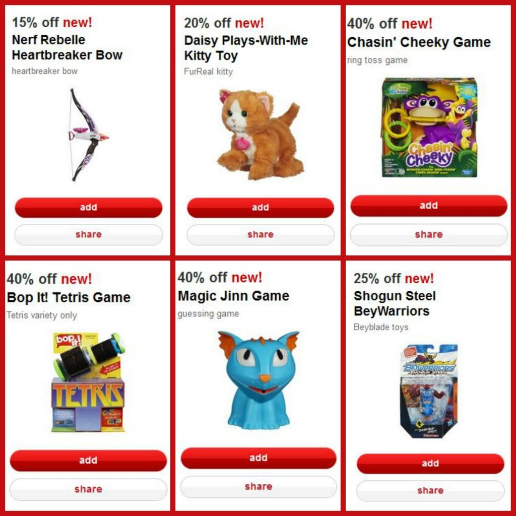 Target cartwheel coupon online