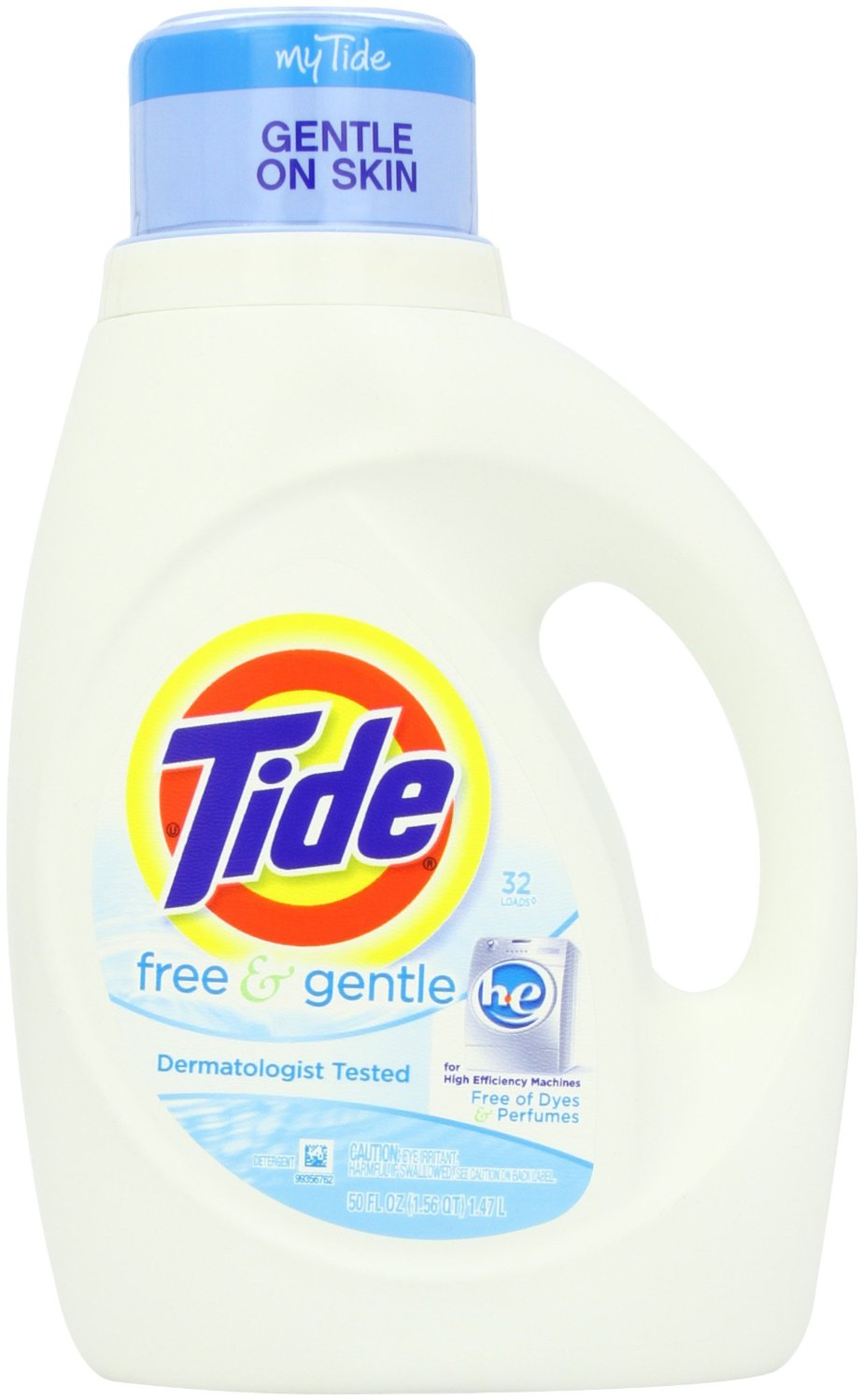 Tide Free And Gentle He Laundry Detergent As Low As 4 19