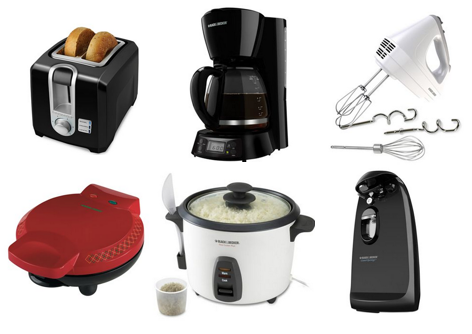 HOT* Black & Decker Small Appliances As Low As $1.99 Each (Reg. $39.99)