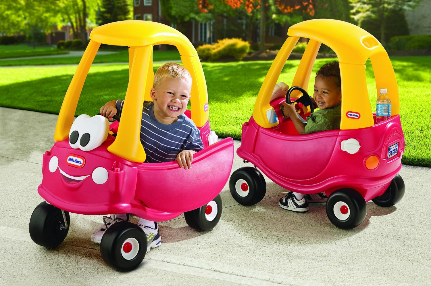 Top Little Tikes Toys : Little tikes cozy coupe th anniversary car just