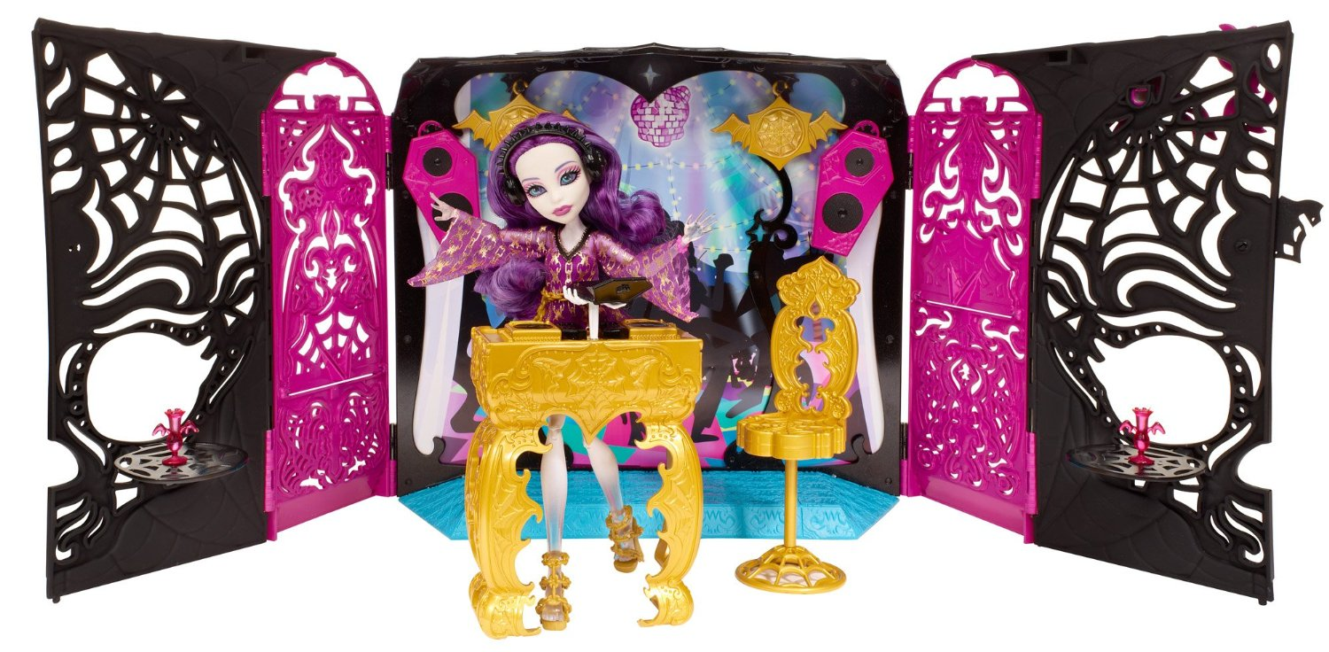 Monster High 13 Wishes Room Party Amp Doll Just 20 24 Reg