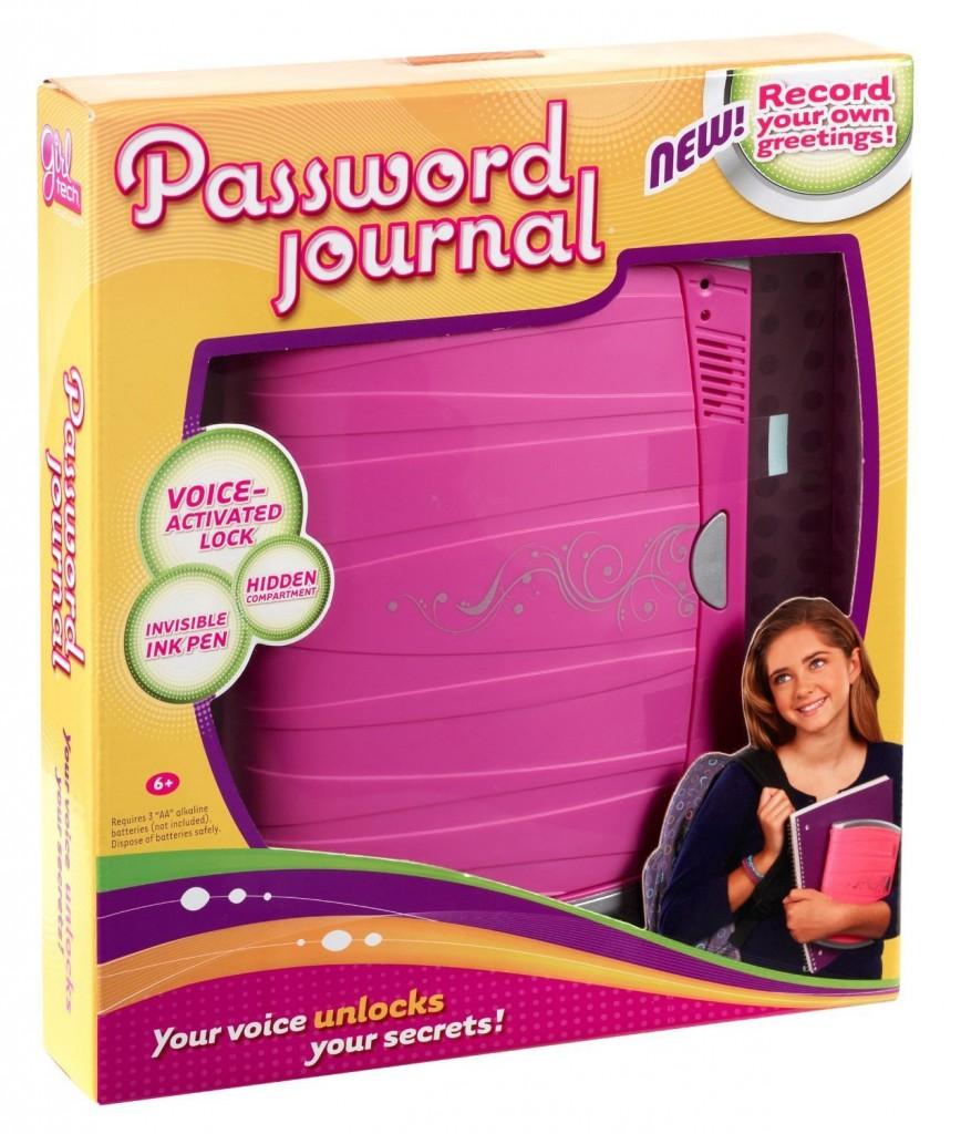 Password Journal Just 19 97