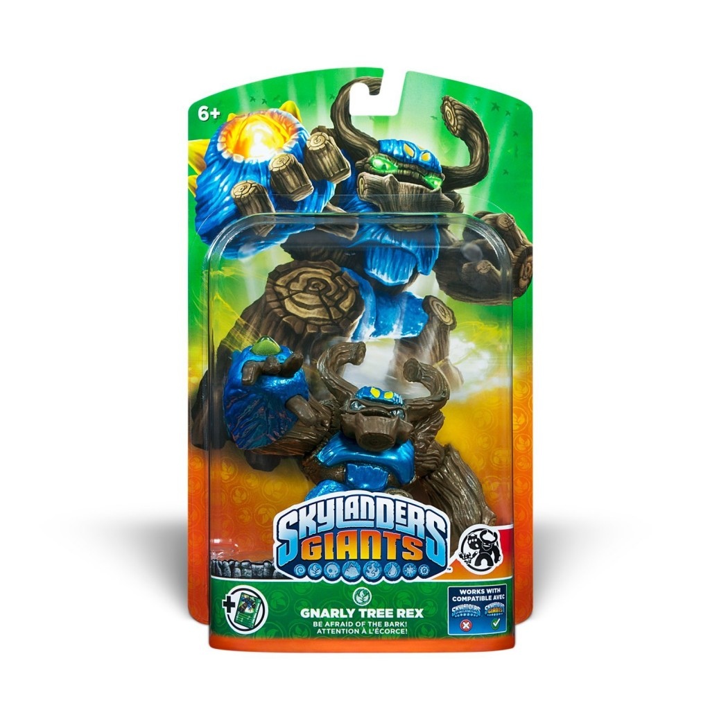 activision skylanders giants gnarly tree rex just 799