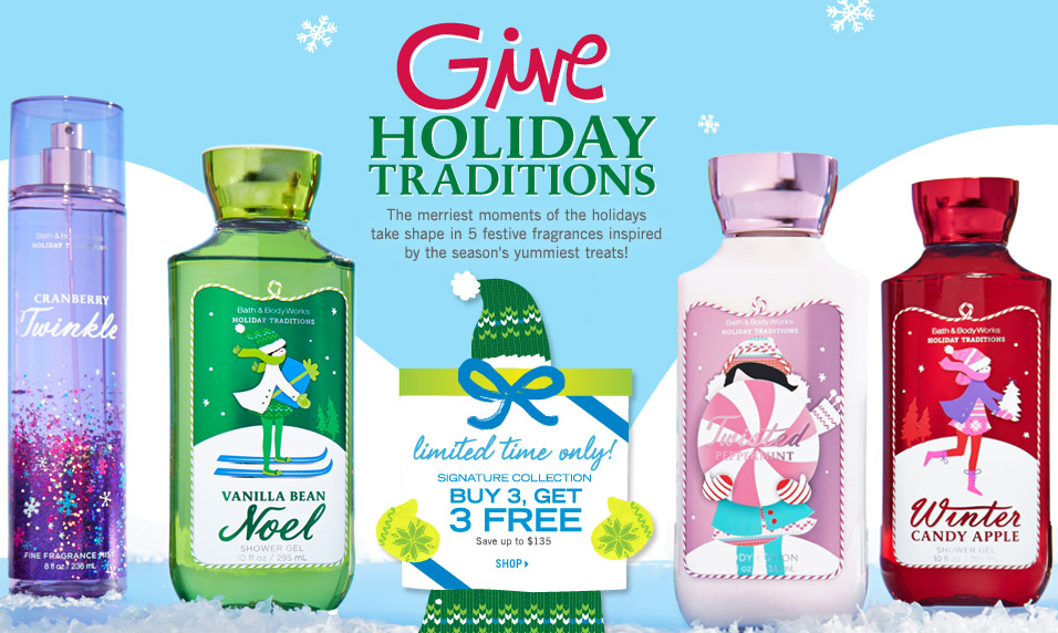 New Day, New Deal | Bath & Body Works Code Of The Day. Enjoy shopping at Bath & Body Works and save up to 75% sitewide! The greatest part is you don't need a Bath & Body Works coupon or Bath & Body Works promo code!