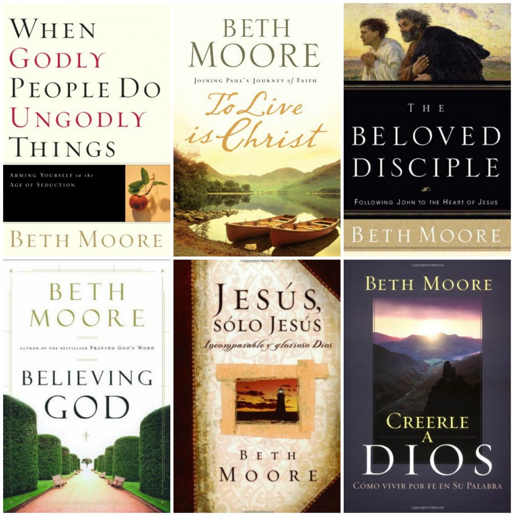 six free beth moore kindle books