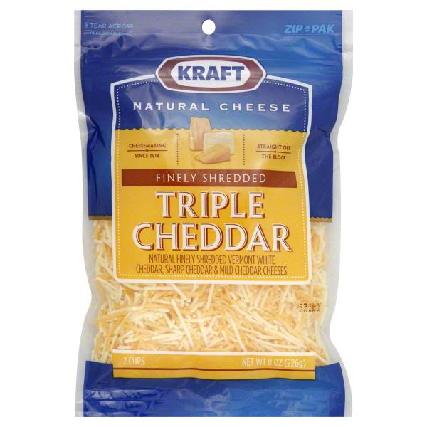 Shredded Cheese...