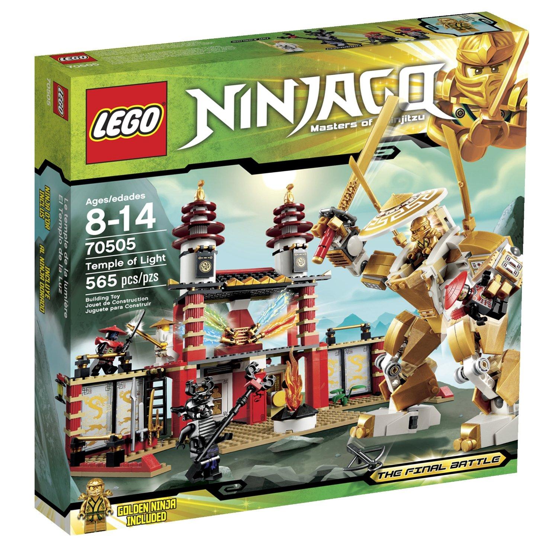 Lego Ninjago Temple Of Light Set Just 40 79 Reg 69 99