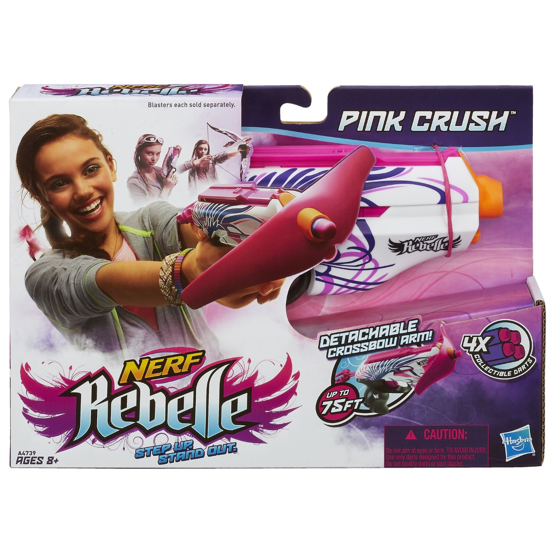 Colorado Kmart Shooting: Nerf Rebelle Pink Crush Blaster Just $7.99 (Reg. $11.99