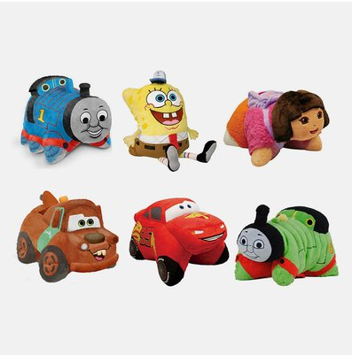 Pillow Pets Pee Wee Characters Just 7 99 Shipped Choose