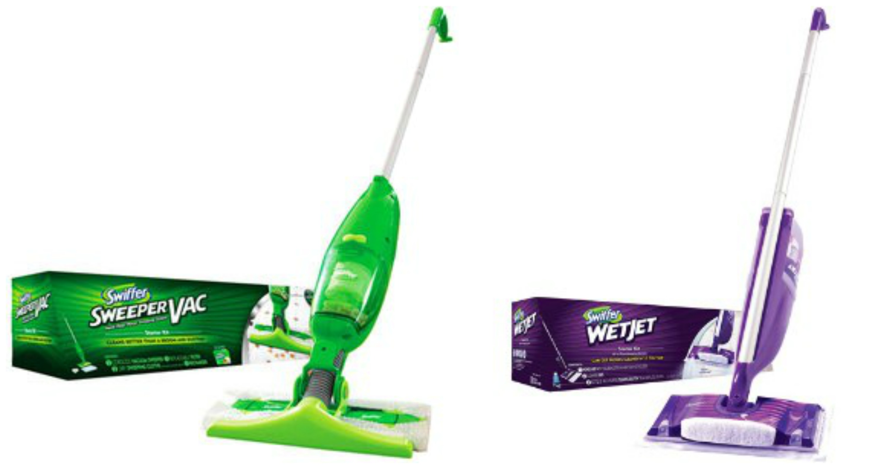 Swiffer Starter Kits As Low As 4 69