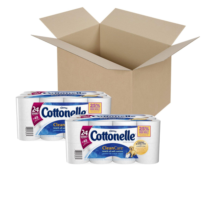 Cottonelle Clean Care Toilet Paper As Low As 0 22 Per