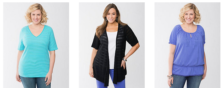 Lane Bryant Extra 70% Off Clearance Prices