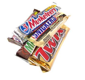Although sales of chocolate, gum and mints are flat, down or, at best, just slightly up, research shows that one bright spot in the overall confections category is non-chocolate candy, which has achieved healthy increases in both dollar and unit sales over the last year.
