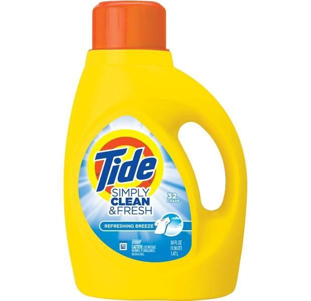 Tide Simply Clean Amp Fresh Laundry Detergent As Low As 2