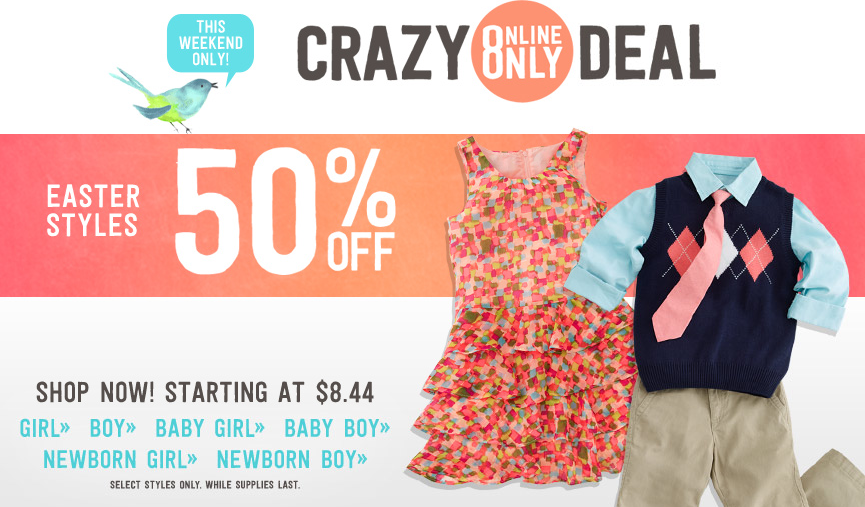 Crazy 8 coupons july 2018