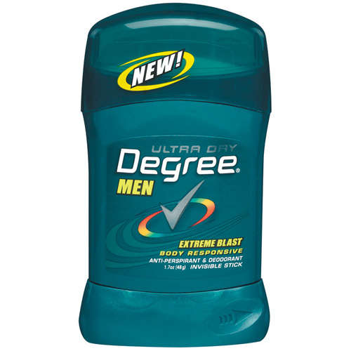 Degree Men Advanced Protection Antiperspirant Deodorant - Extreme oz with long lasting MotionSense Technology provides superior motion activated protection to give you powerful sweat and odor protection with fresh fragrance for a great way to start your day.