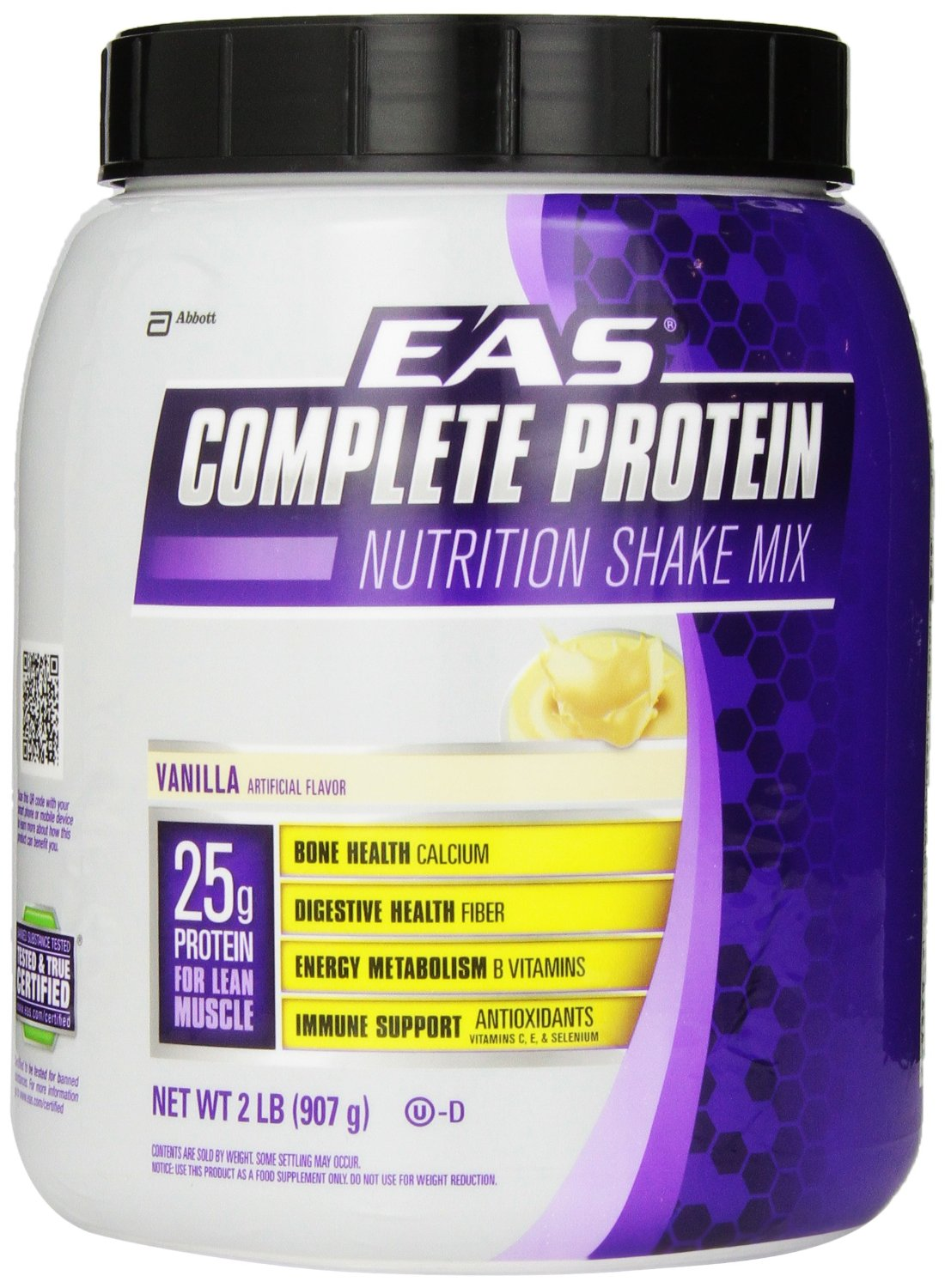 EAS Complete Protein Powder As Low As $10.97 (Reg. $19.99)