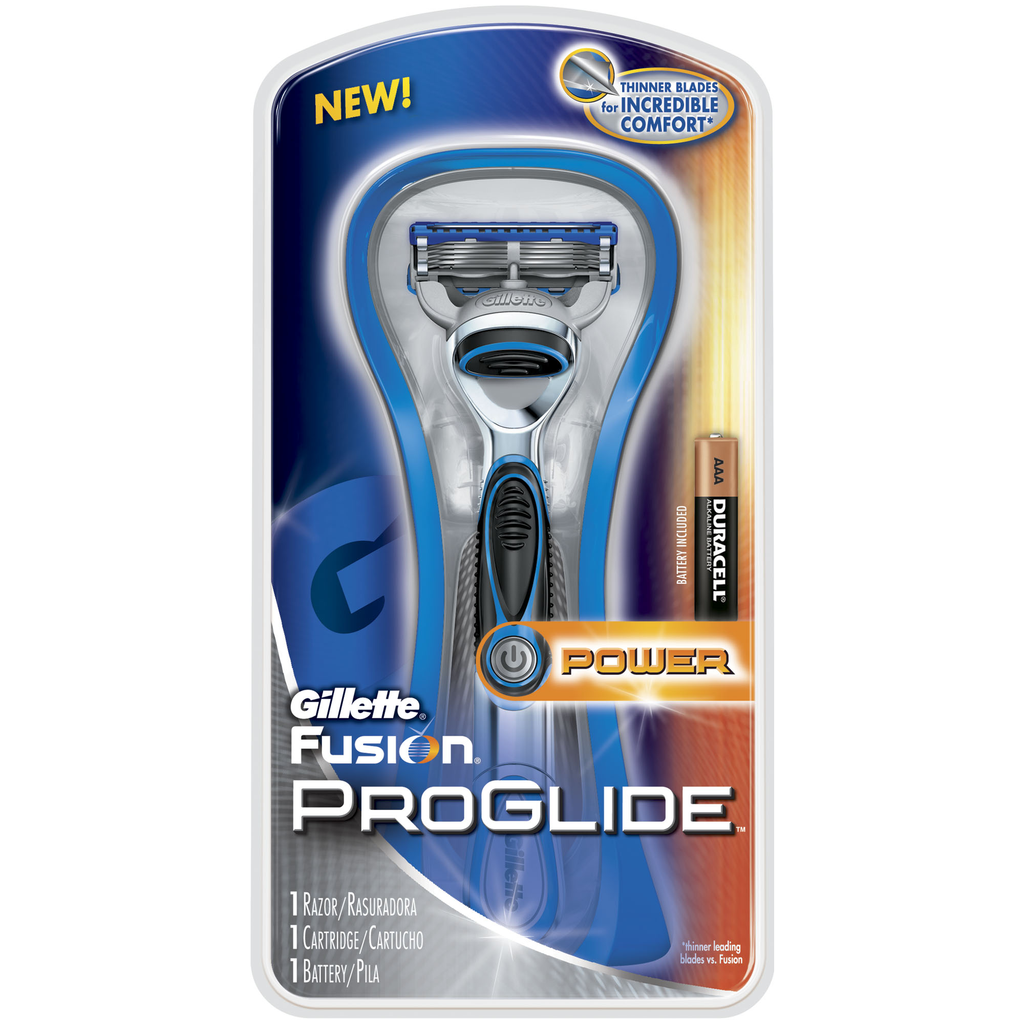 better than free gillette fusion proglide razors