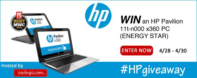 HP Giveaway