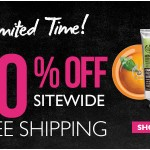 New The Body Shop Coupon Code – Additional 40% OFF + FREE Shipping