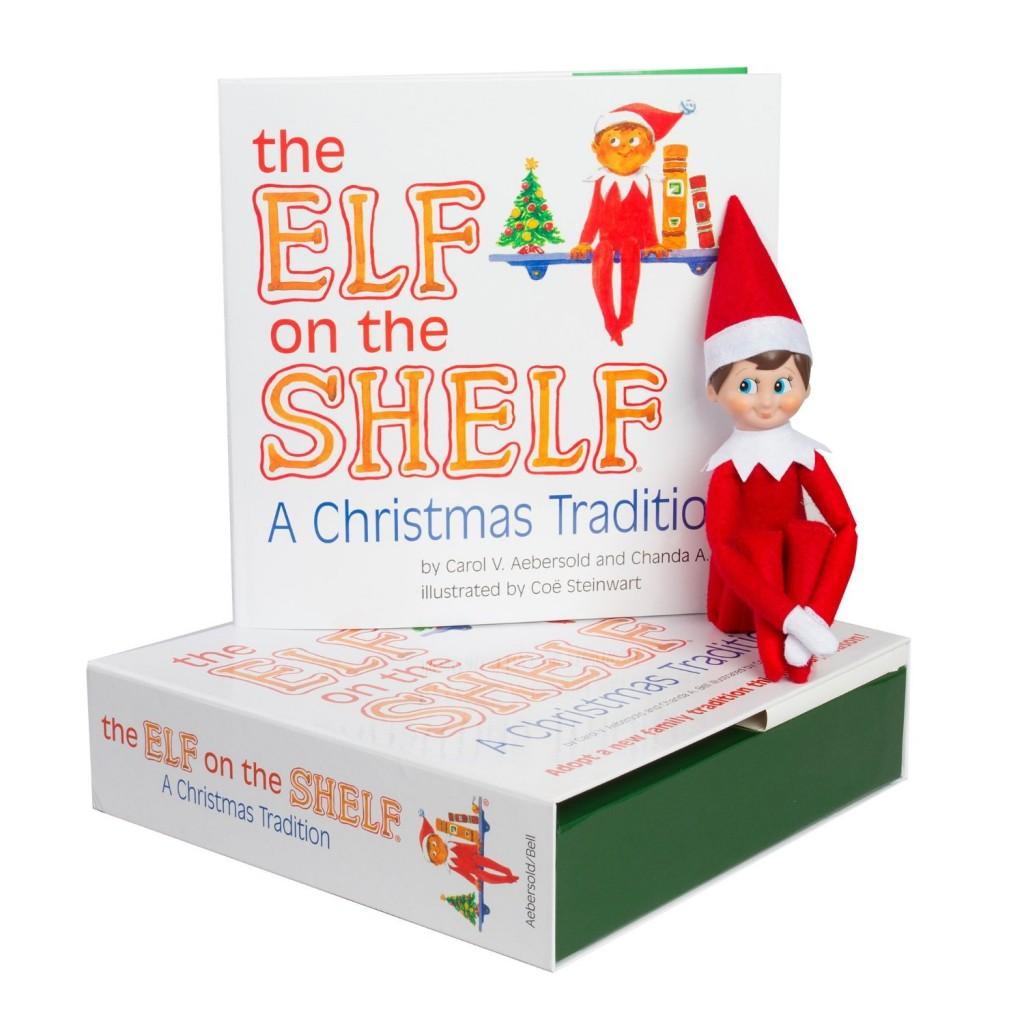 The Elf On The Shelf Just $15.61 (Reg. $29.99)
