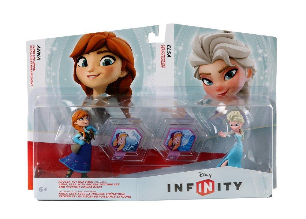 Disney Infinity Frozen Toy Box Set Just $20.99 (Reg. $29.99)