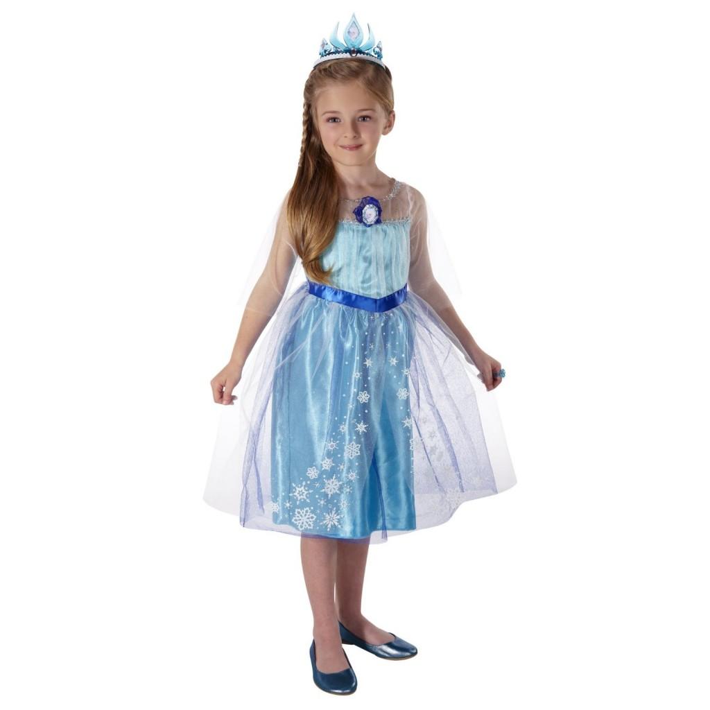 Disney Frozen Enchanting Elsa Dress Up Dress Just $19.99