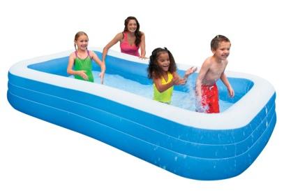 Intex 120 inch pool as low as reg for Intex pool 120 hoch