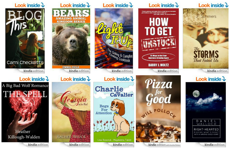Amazon kindle book discount coupon