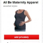 Be Maternity Apparel Target Cartwheel