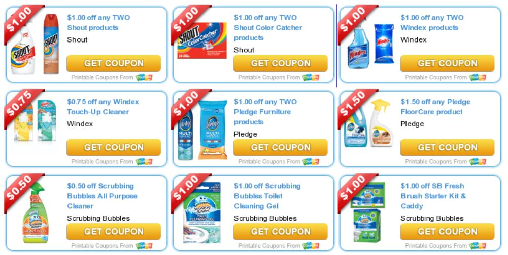 Johnson a family company coupons