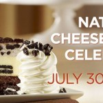 Half Price Cheesecake Slices At The Cheesecake Factory