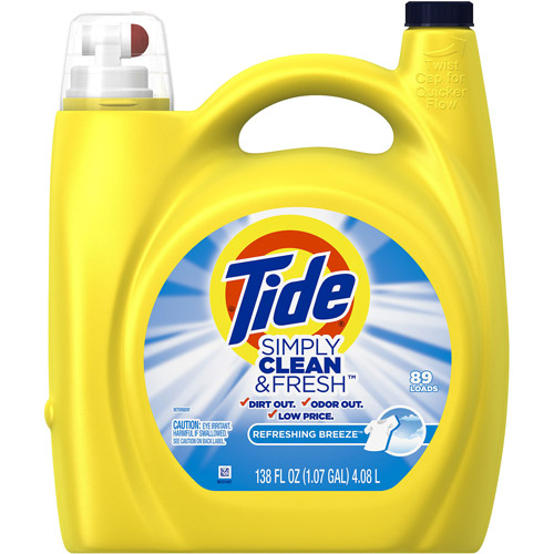 Tide Simply 128