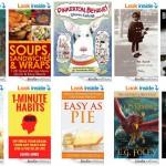 10 Free Kindle Books 8-29-14