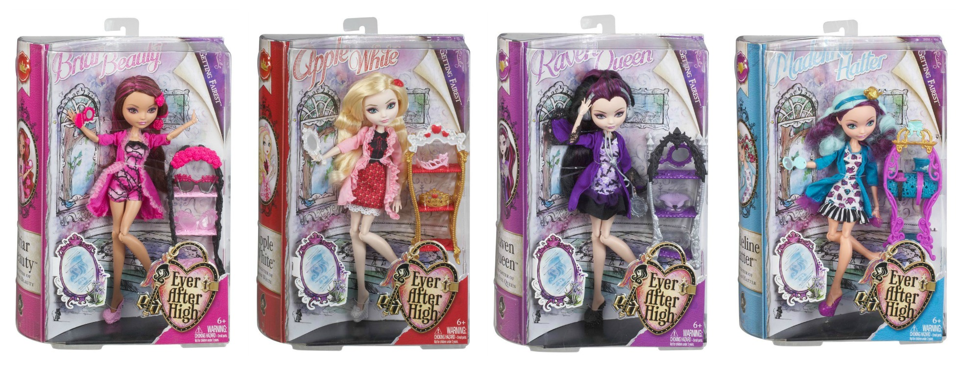 Select Ever After High Dolls Amp Accessories Just 11 Reg