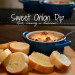 Sweet Onion Dip Recipe