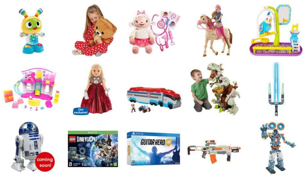 Toys R Us Toy List : Toys r us holiday hot toy list