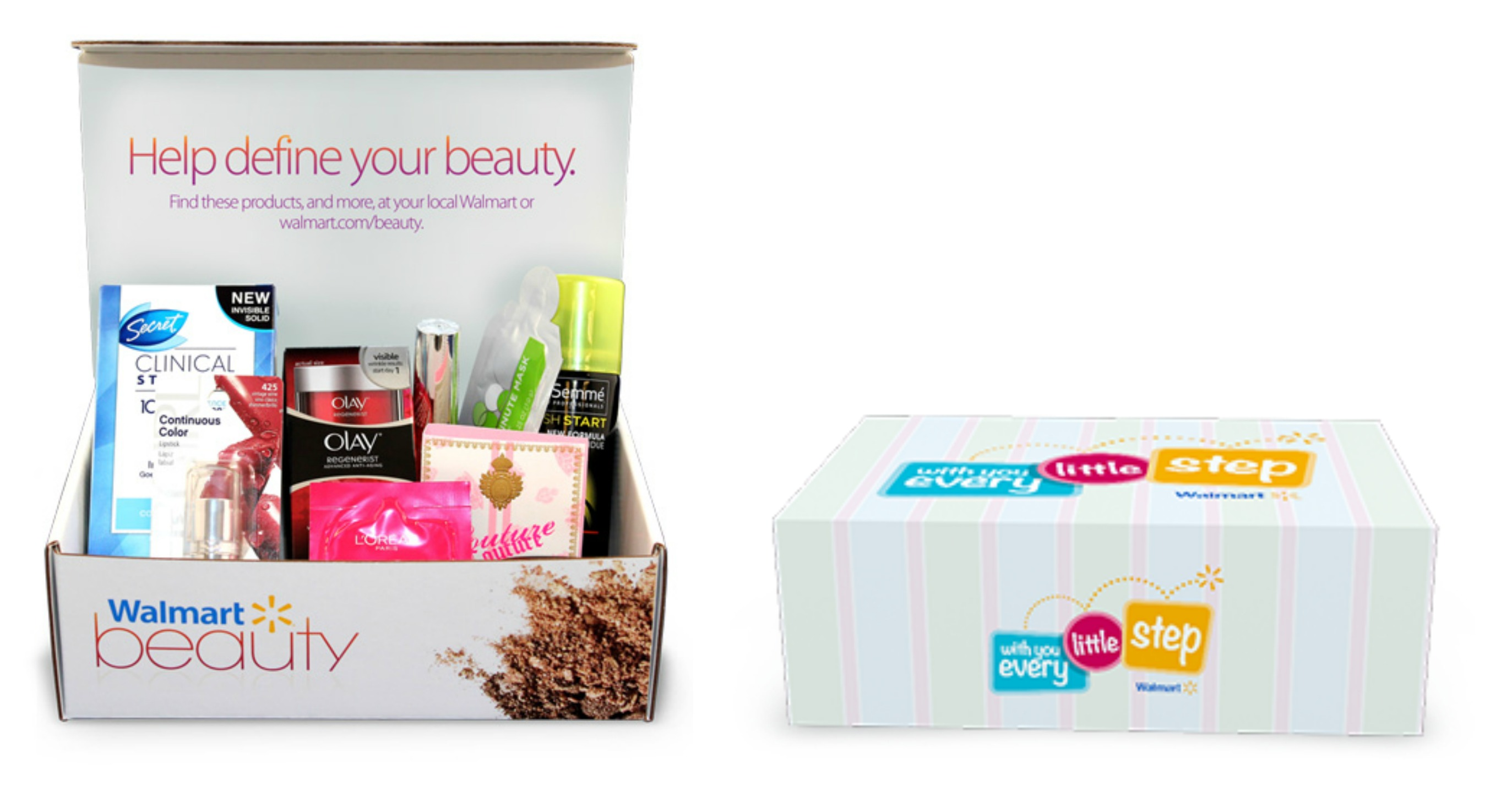 Free Walmart Baby Amp Beauty Boxes Just Pay Shipping 5