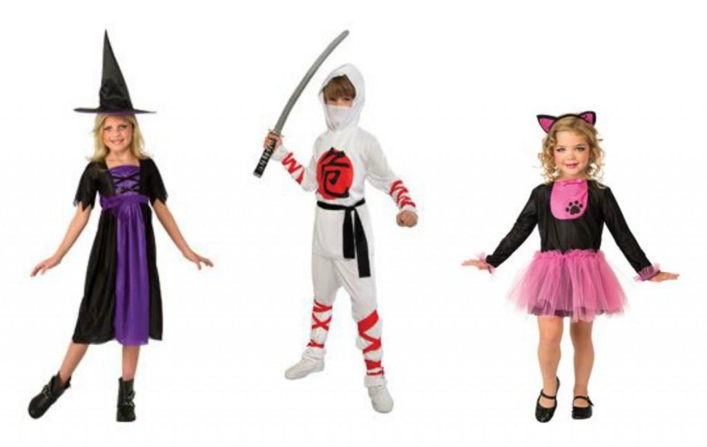 Kids Halloween Costumes As Low As $4.97