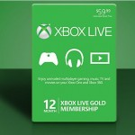 12 Month Xbox Live Subscription Just $39.99 (Reg. $59.99)