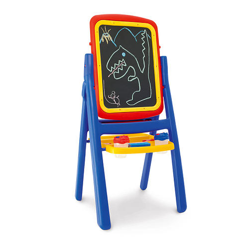 Imaginarium Flip And Fold Double Sided Easel Just 19 99