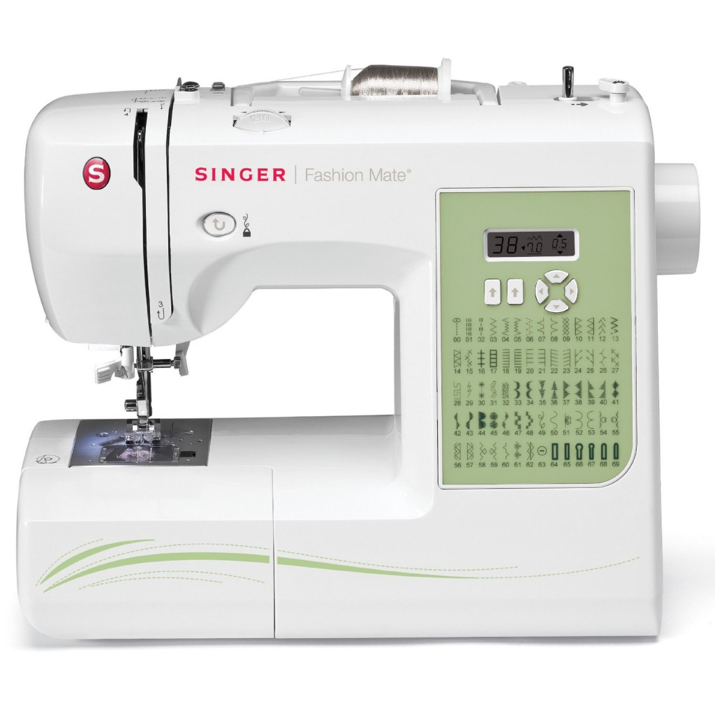 Singer Fashion Mate Computerized Sewing Machine Just $99
