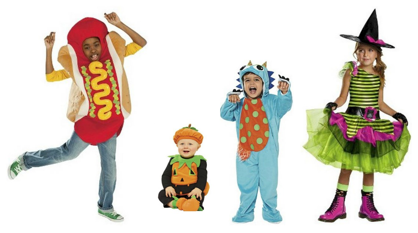 b1g1 free kids halloween costumes