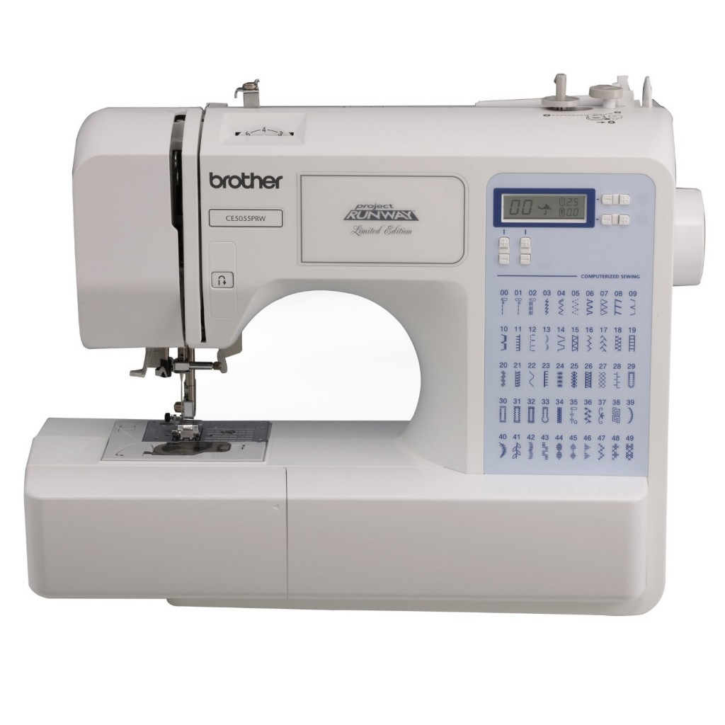 Electrical Sewing Machine : Brother project runway electric sewing machine just